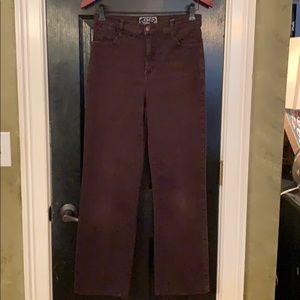 NYDJ brown Jeans 4 Nordstrom's